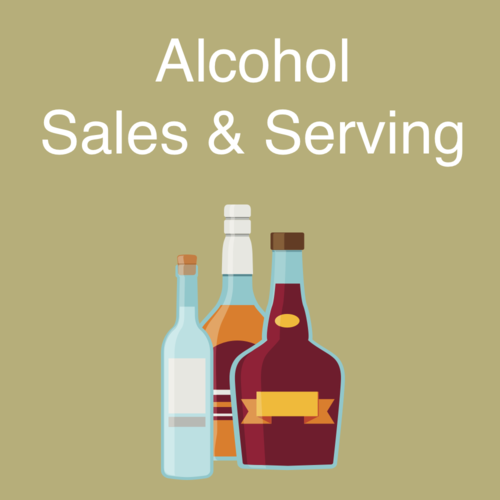 Alcohol Sales & Serving Training