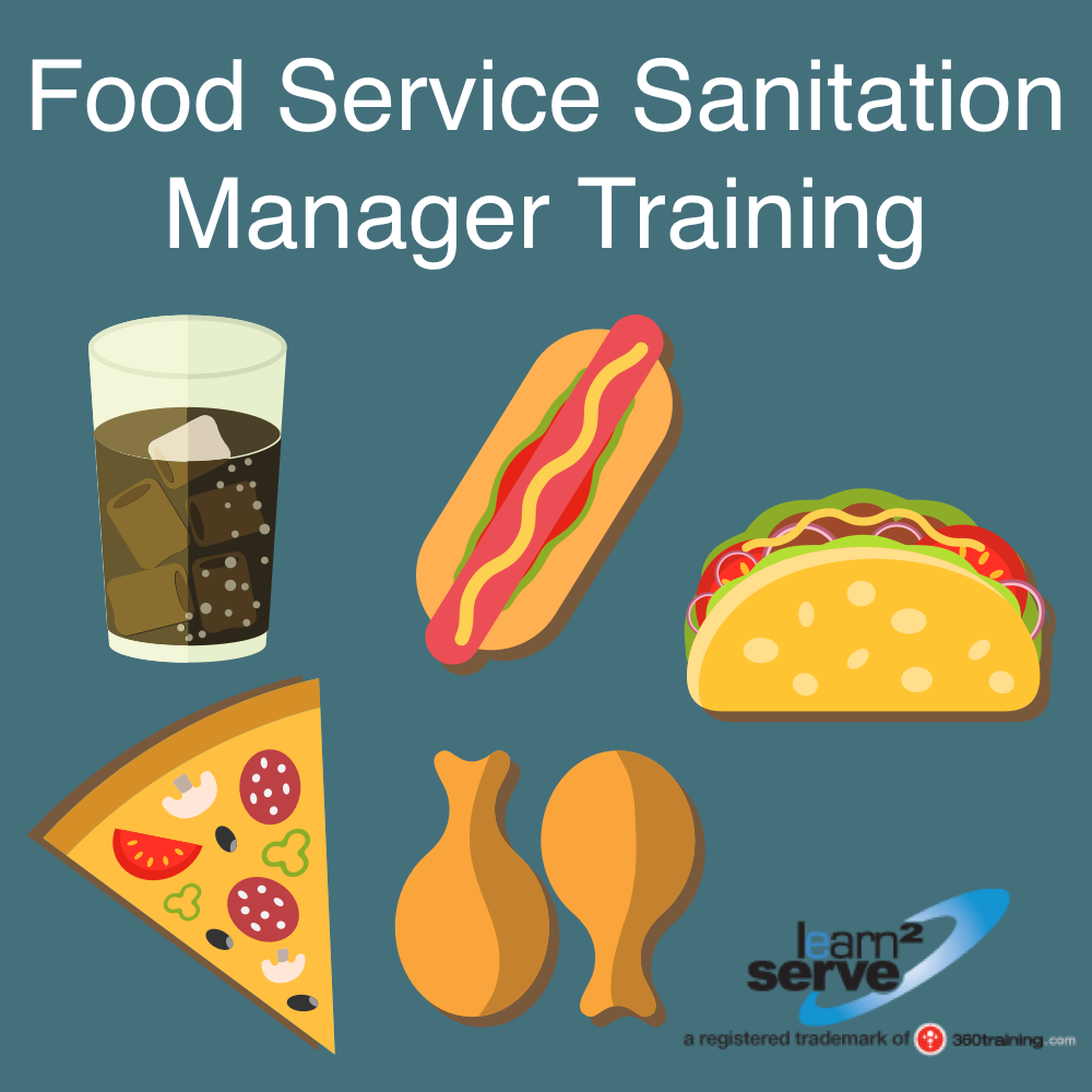 Learn2Serve Food Service Sanitation Manager Training