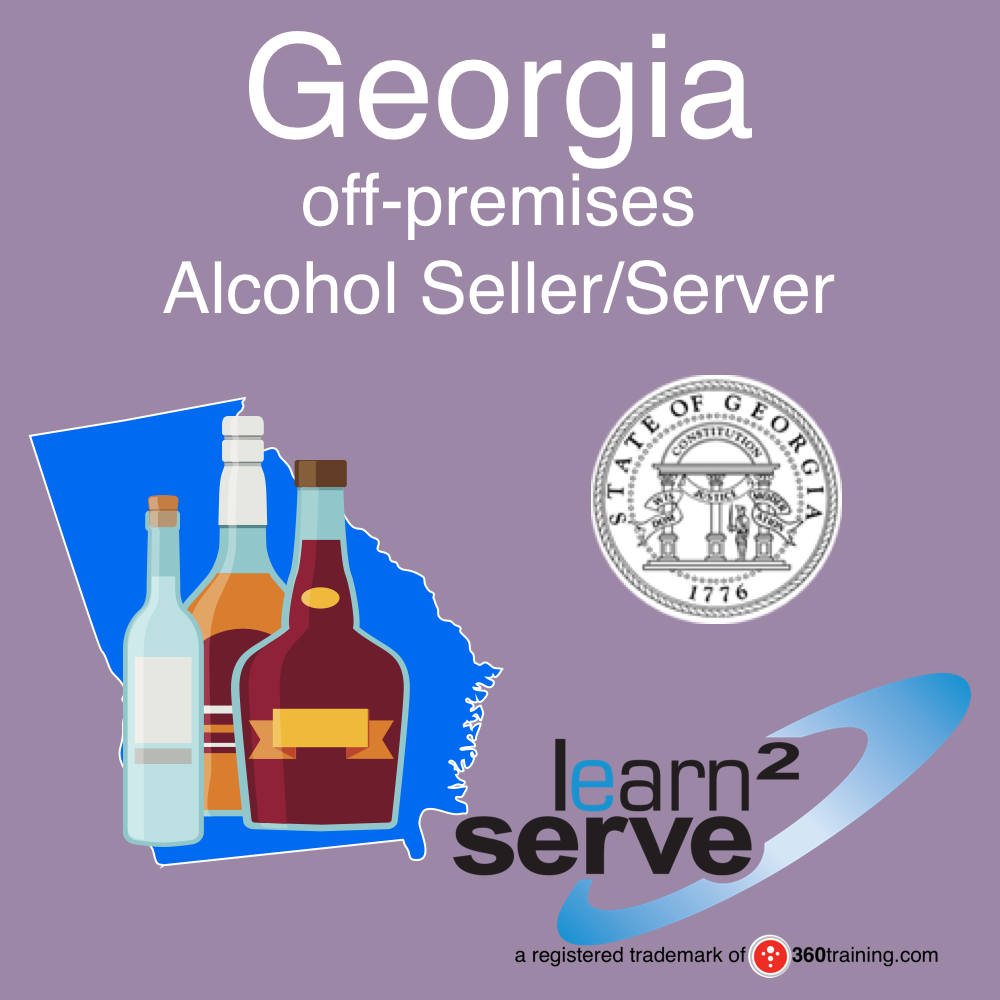 Learn2Serve Georgia Off-Premises Alcohol Seller/Server