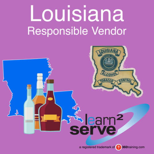 Louisiana Responsible Vendor Training