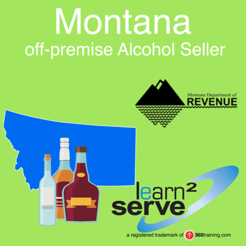 Learn2Serve Montana off-premise Alcohol Seller