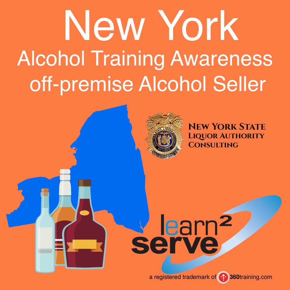Learn2Serve New York Alcohol Training Awareness Program Off-Premise Training
