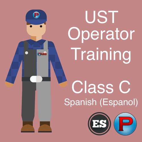 Class c operator training spanish normal