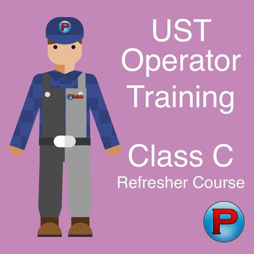 Class c refresher training normal
